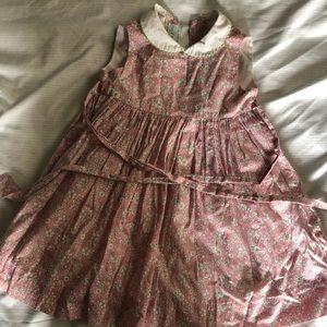 Papo D'anjo girls dress. Fancy!